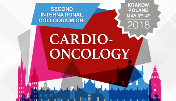 Second International Colloquium on Cardio-Oncology, 3-4 maja, Kraków